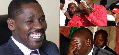 Uhuru suffers another blow as Jubilee members from Mt. Kenya decamp to a rival party