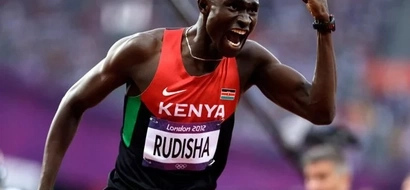 David Rudisha's embarrassing moment after winning gold in Rio Olympics