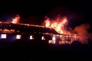 First national school burns as pressure piles on Uhuru to close schools