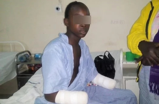 Meru tycoon mercilessly cuts boy's hand as punishment for stealing