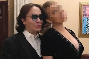 Ang galing ng Pinoy! Michael Cinco dresses this famous International pop star