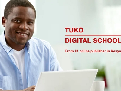 Digital Marketing is taking over! Learn from the masters in TUKO Digital School