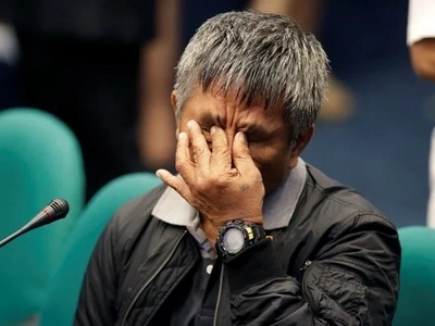 Notorious PH hitman Matobato willing to die and pay for his sins
