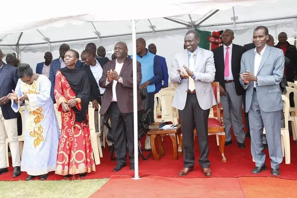 Ruto was given nothing in NASA – Jubilee renew rivalry with the new look NASA