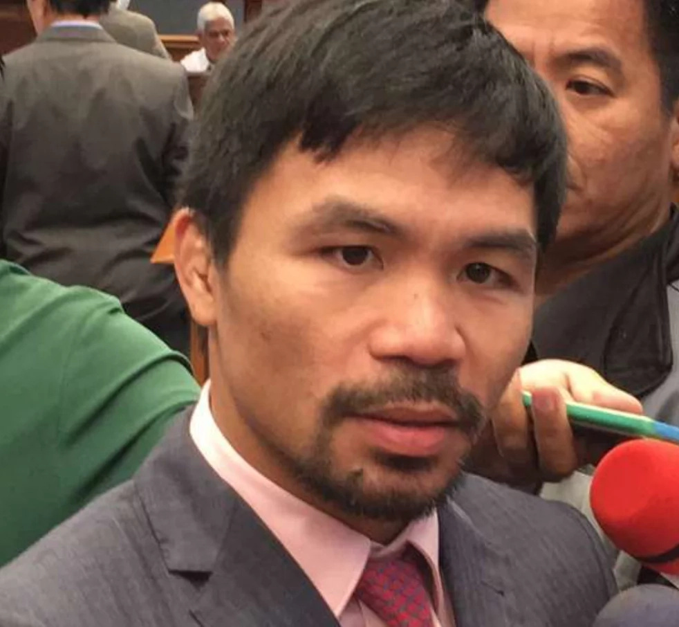 Pacquio: forgive Marcos, the Bible says so