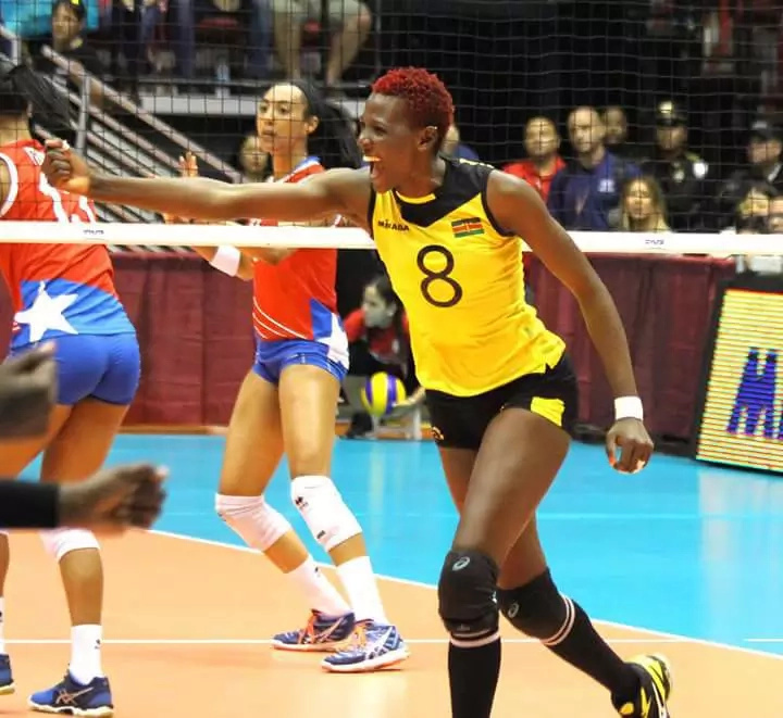 Kenyan international Trizah Atukah is optimistic of bright future