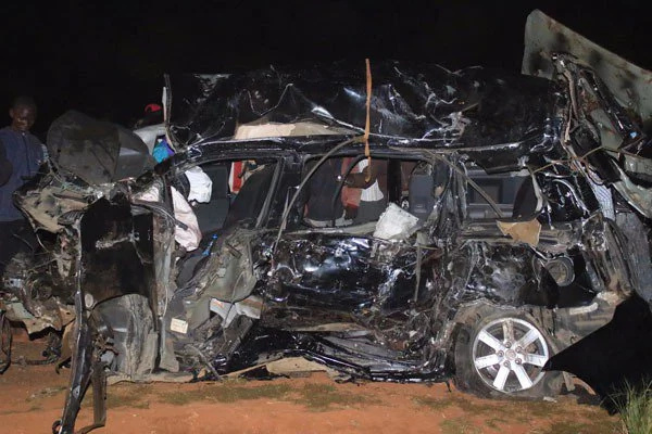 Kisii accident survivor had asked for KSh 40,000 for school trip