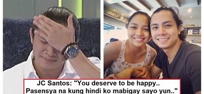 'Pekeng emotions, parang script sa serye!' Netizens react on JC Santos' interview on TWBA
