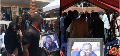 The DRAMA you MISSED before, during and after Ivan's burial in Uganda