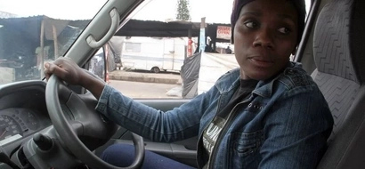 Woman, 29, beats all odds to become a matatu driver, and apparently she's so good in it