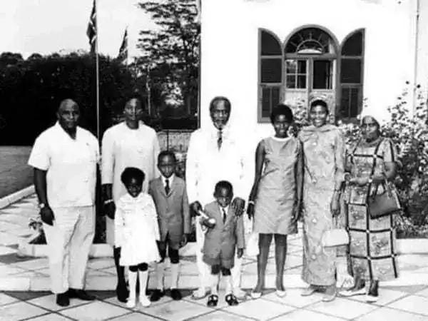 Picha za dadake Rais Uhuru aliyefariki dunia nyumbani kwake mtaani Lavington ziko hapa