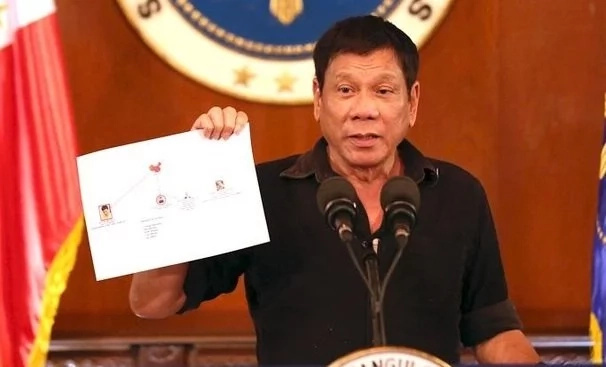 Fight against corruption will be 'harsher', says Duterte