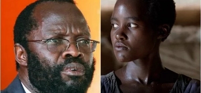 Anyang Nyong'o is lucky to be alive judging from these photos taken in Migori