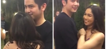This video of Julia Barretto and Joshua Garcia's romantic dance at her birthday party made netizens swoon!
