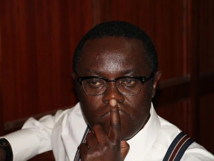 Mutahi Ngunyi unearths a major scam in parliament