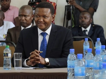 Governor Alfred Mutua to face off DP Ruto in 2022