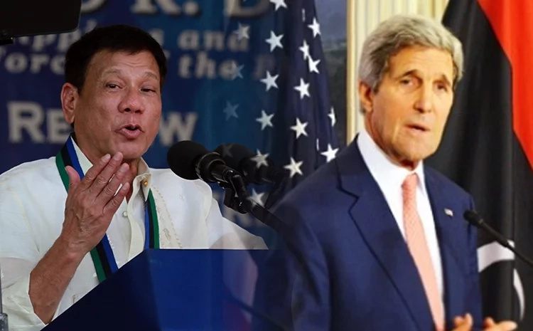 Friends pa din! Despite threats Duterte says PH-US relations will not change