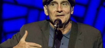 American singer James Taylor cancels Manila concert due to his stance on extrajudicial killings