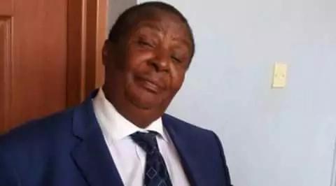 Huyu ndiye anayedai kuwa mwanawe marehemu Ntimama