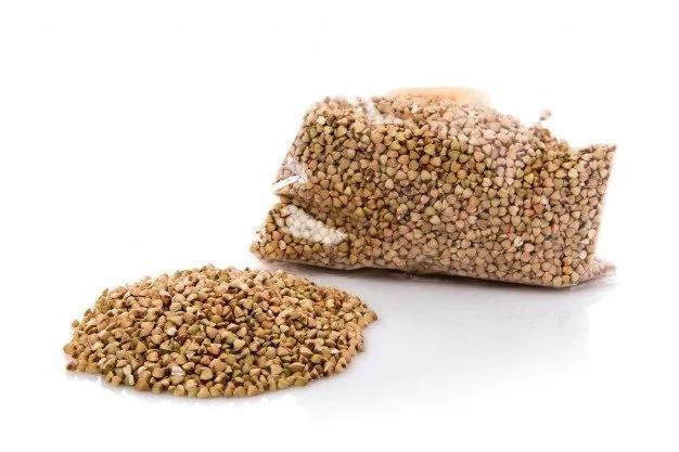 Seven-day buckwheat diet menu