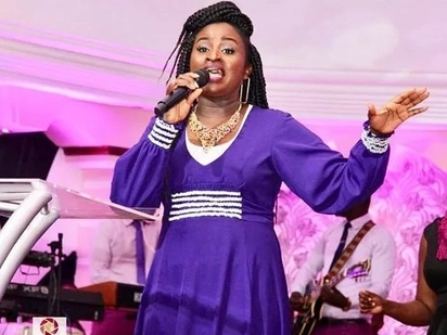 Submission to a man is not weakness-Gospel Singer Mercy Masika schools Kenyan women