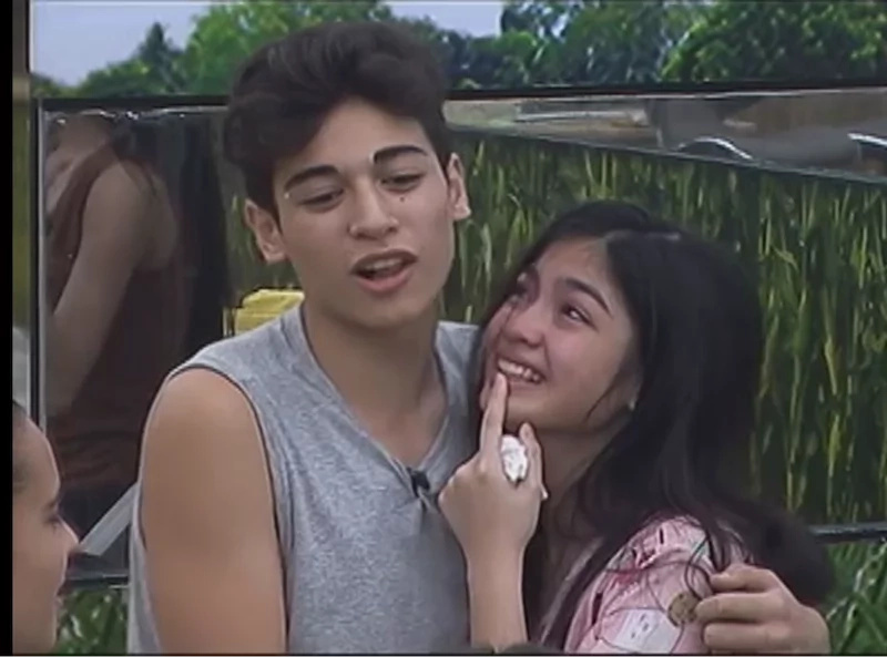 PBB housemate Marco apologizes to Kisses for ignoring her feelings for him