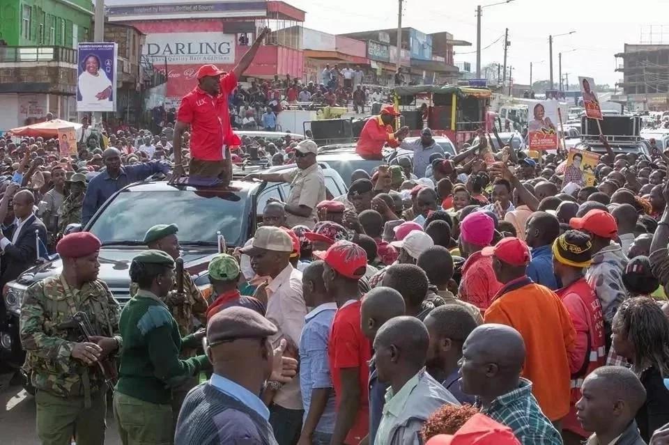 Uhuru amshambulia Raila kwa madai ya kushangaza