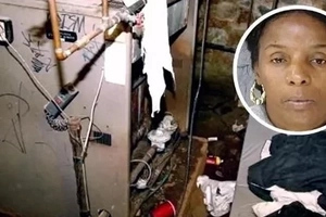 Police Checked Woman's Basement. Then They Immediately Called An Ambulance And Put Handcuffs On Her