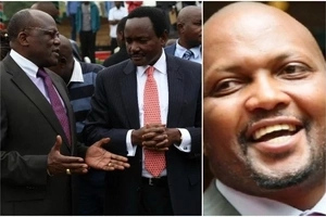 I know why Muthama quit on Kalonzo - controversial Jubilee MP claims