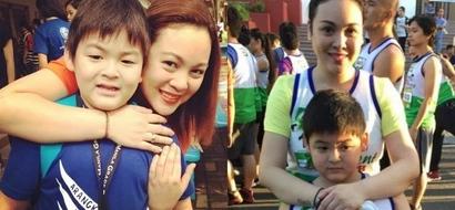 Nagwala na naman! Claudine Barretto goes ballistic on people who hurt her son