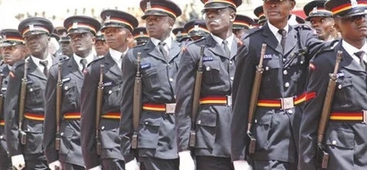 Police Shake Up After A Spate Of Insecurity