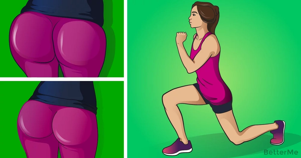 A 5-minute butt-shaping workout