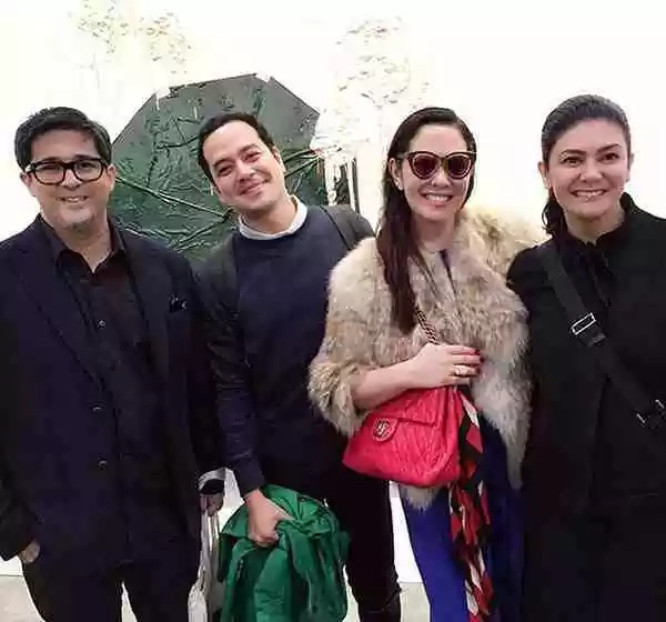 Ruffa Gutierrez consoles John Lloyd Cruz following his video controversy
