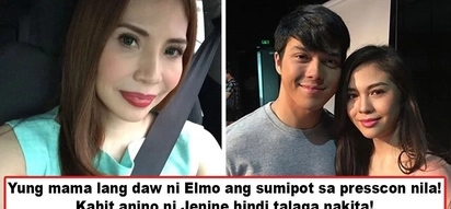Kahit konting suporta di maibigay sa anak? Jenine Desiderio snubs presscon of My Fairy Tail Love Story where daughter Janella Salvador plays lead role