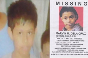 This deaf-and-mute boy has been missing for almost 5 years already. Have you seen him?