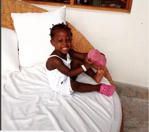 6 euphoric photos of Grace Makosewe as Kenyans mourn her sudden death