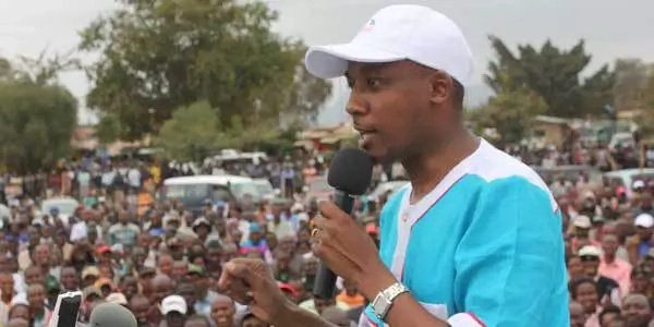 Senator Mutula Kilonzo in a nasty paternity tussle after a one-night-stand