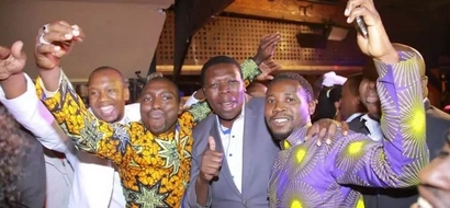 Eugene Wamalwa caught bribing Murang'a politicians with millions to frustrate Raila
