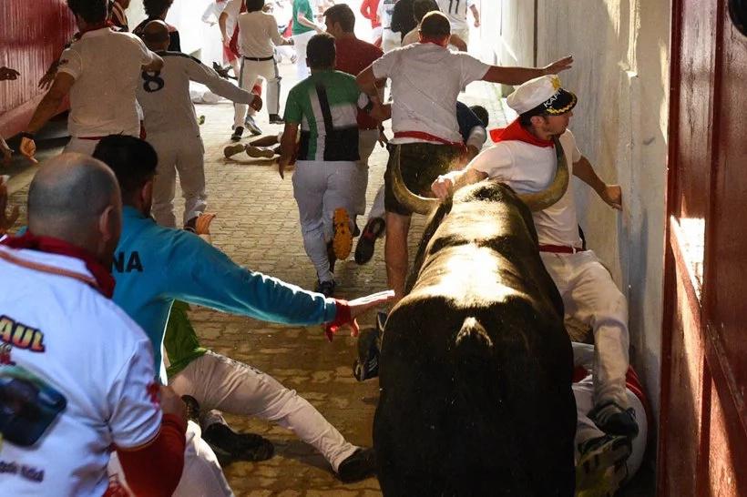 Cuatro violaciones en seis días de San Fermín