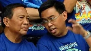 Binay, not afraid to do time