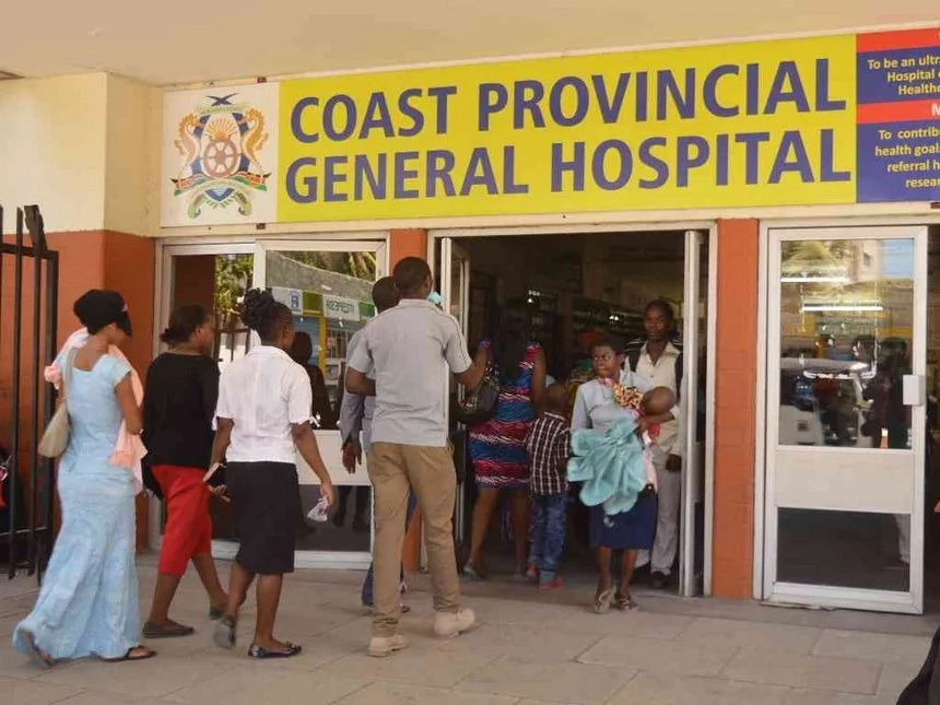 Baby girl born without eyes in Mombasa dies after her mum refused to breastfeed her