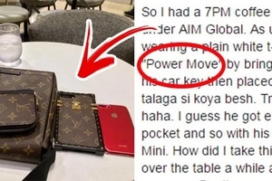 Di ako impressed! Triggered guy teaches networker a lesson by slamming the latter's 'power moves'