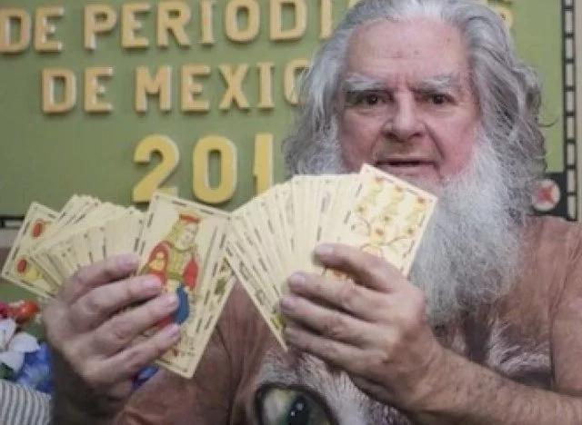 """El Brujo Mayor"" revela muerte de presidentes para 2017"