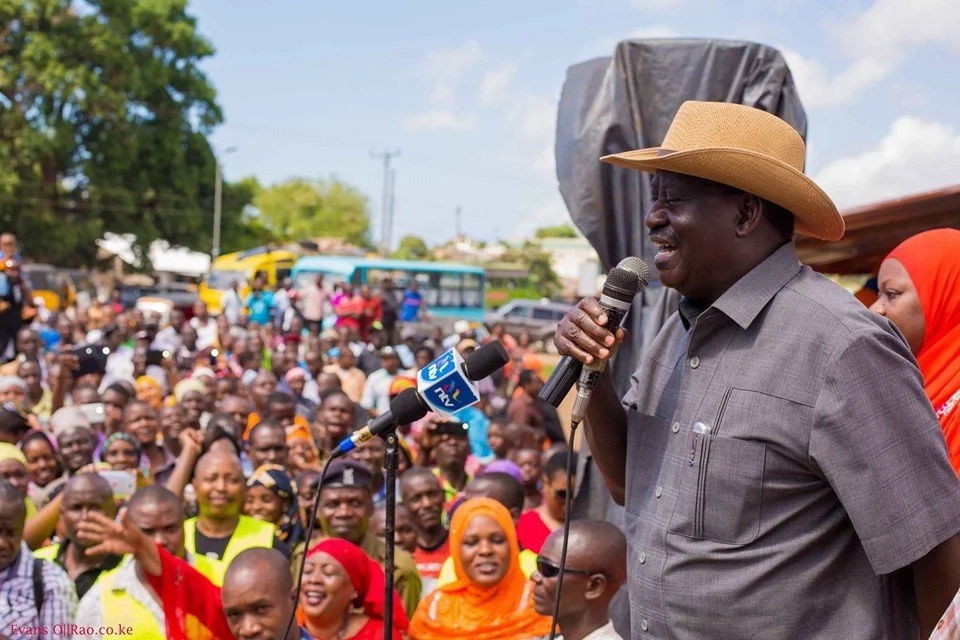 Raila dismisses possible fallout with Kalonzo, Wetangula