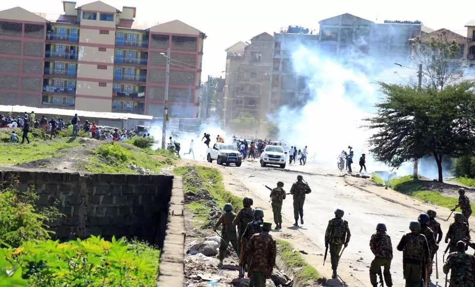 Raila is behind the shooting of kids - Mutahi Ngunyi