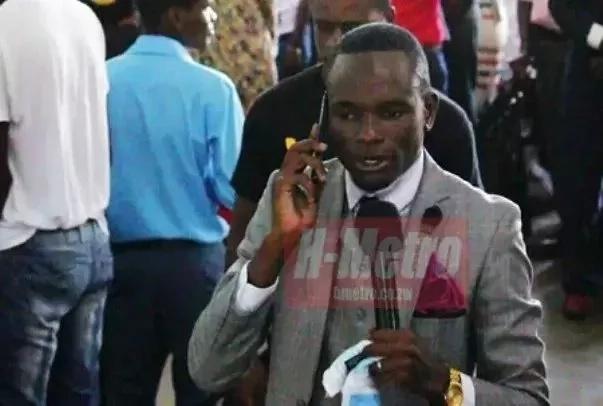 Mchungaji aliye na nambari ya MBINGUNI moja kwa moja (PICHA)
