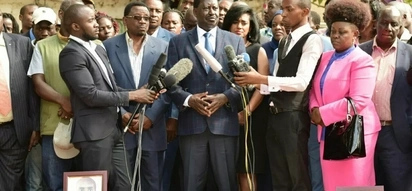 Raila allies deny NASA is soliciting for venue to hold controversial swearing-in ceremony