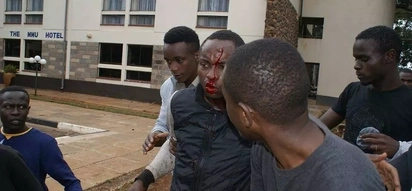 Six injured after police fire live bullets at rioting Multimedia university students