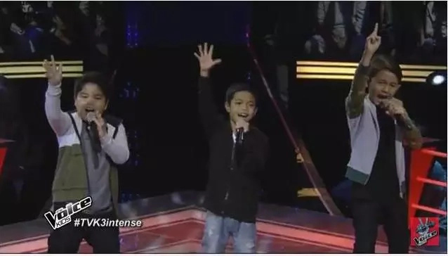 Bernard Badato wins 'The Voice Kids' Team Battle Rounds
