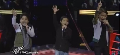 WATCH: Kid with ailing father wins 'The Voice Kids' battle rounds